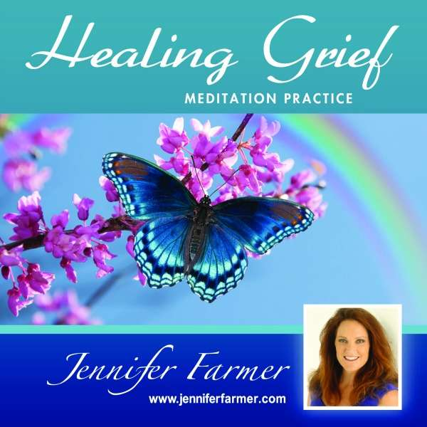 Healing Grief Cover